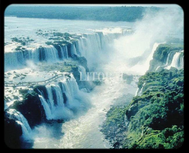 Water Cataratas Nature