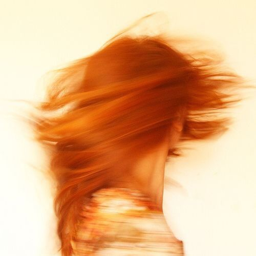 New Drawing #hazemgarip Hair One Person Redhead Hairstyle Motion Long Hair Adult