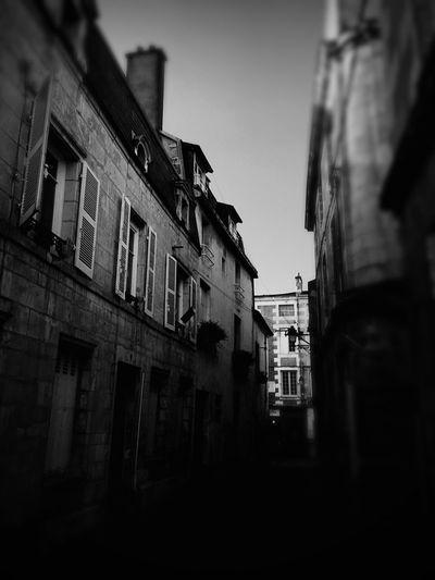 Quartier Notre Dame N&b