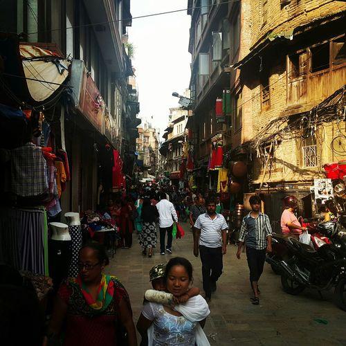 Ashan Thamel Street Ktm Nepal Samsung Galaxy S4