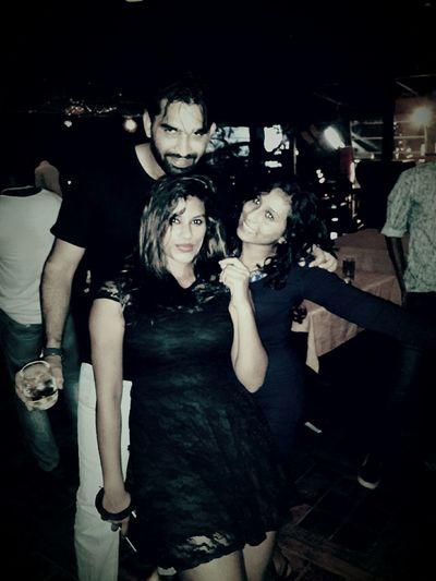 Friends ❤ Office Party Saturdaynight Full Enjoy Wisky Goa India