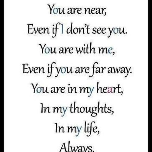To My Son...