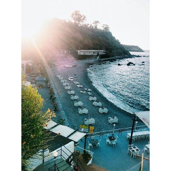 Summer Cirucco Milazzo Instamilazzo Sicily Italy Instaitaly Ig_italy Ig_europe Landscape Travelgram Tirreno Sundown Goldenhour Latergram Liveauthentic Instagood Livefolk Visitsicily Whatsicilyis Whatitalyis