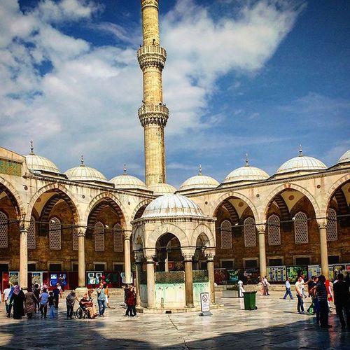 Istanbul Mosque Bluemosque Tukey  Old Jgc