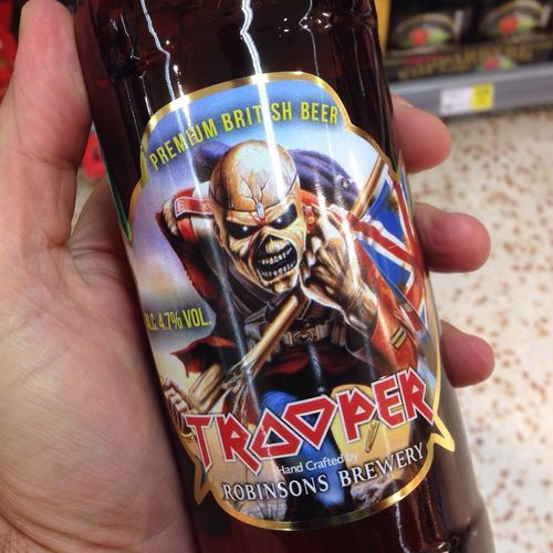 Iron Maiden Beer :)