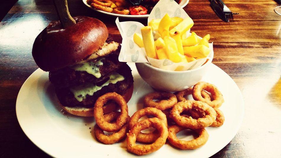 Foodporn Food Mmm including 24ozs of burger