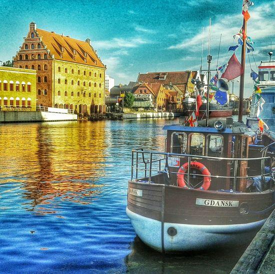 Gdansk Ilovegdn HDR Snapseed