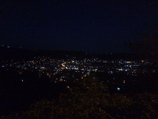 City lights Night No People City Outdoors