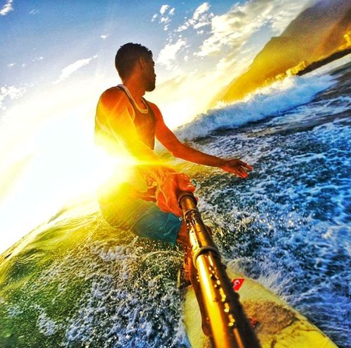 Be alive on sea Los cocos beach, caribe Venezuela. Gopro GoPro Hero3+ Sea Surfing Surf HERO Shoot GabrielFyah