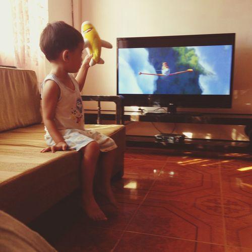 Coz my nephew loves dusty so much 😊 First Eyeem Photo
