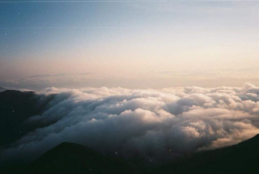 Lost In The Landscape 35mm Film Summit Mountpulag
