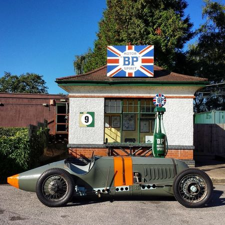 1920's BP Brooklands Brooklandsmuseum Classic And Vintage Racing Classic Car Vintage Vintage Cars Vintage Racecar