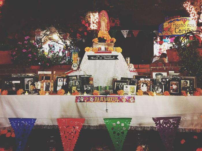 Dia de los Muertos Placitaolvera Traditions