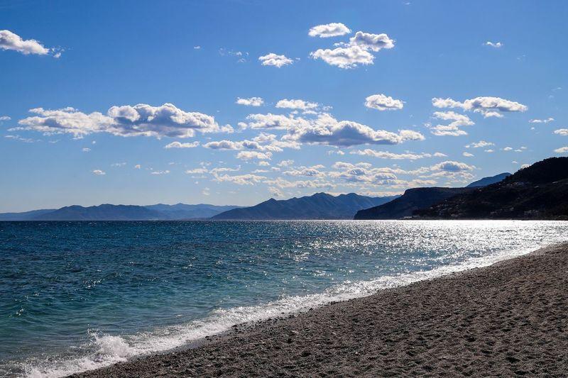 Finale beach.