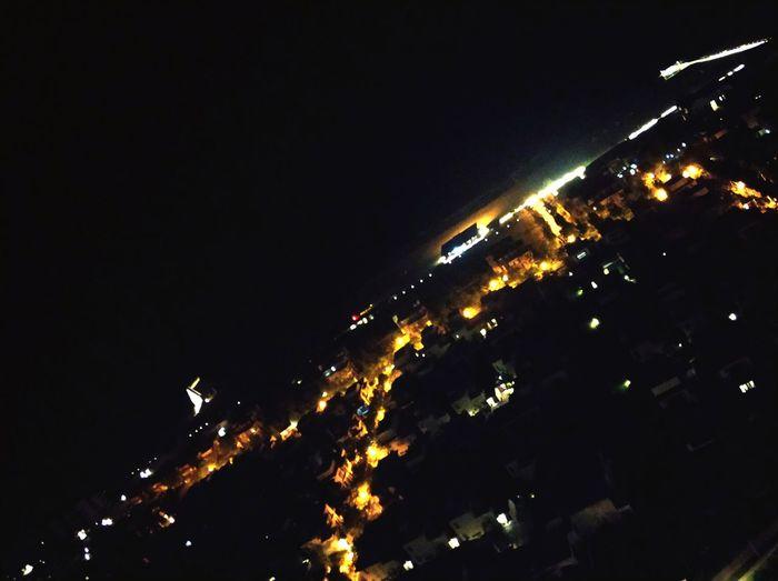 Night Illuminated No People Motion Nature Celebration Glowing