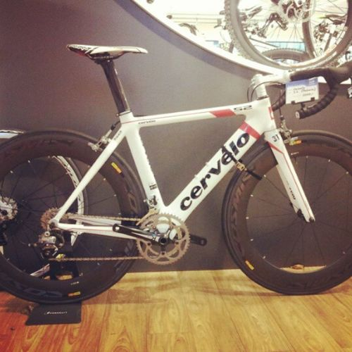 Cervelo Cycling Mavic