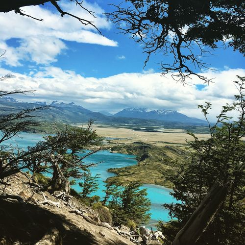 Scenics Beauty In Nature Outdoors Mountain Range TorresDelPaine Patagonia