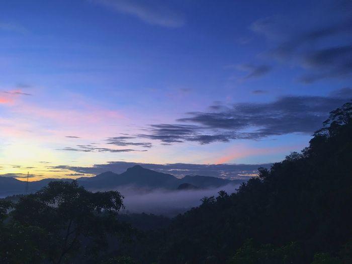 Sri Lanka Sunrise