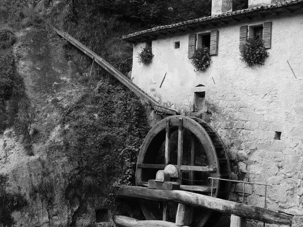 Architecture Building Exterior Built Structure Day Nature No People Old-fashioned Outdoors Watermill