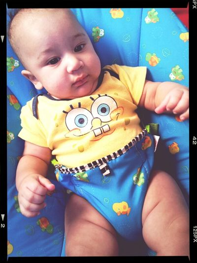 He Be The Cutest Baby I Seeen So Faar..... (: