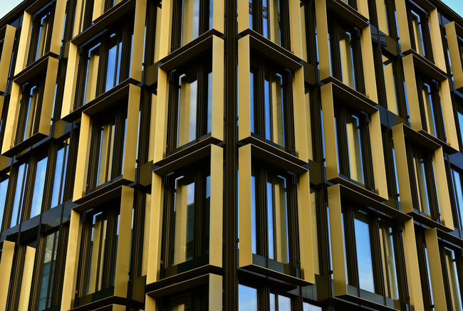 Abstract Architecture Architecture_collection Architecturelovers Arnulfpark Munich München Urban Urban Geometry