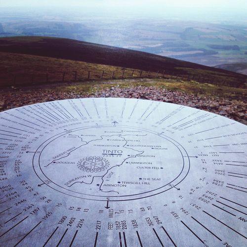 Tinto Hill Walk Scotland
