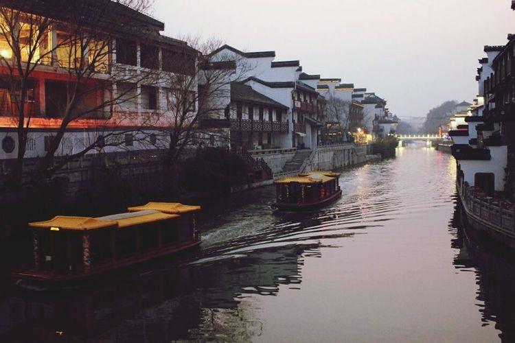 China View EyeEm River NANJING南京CHINA中国BEAUTY 中国南京