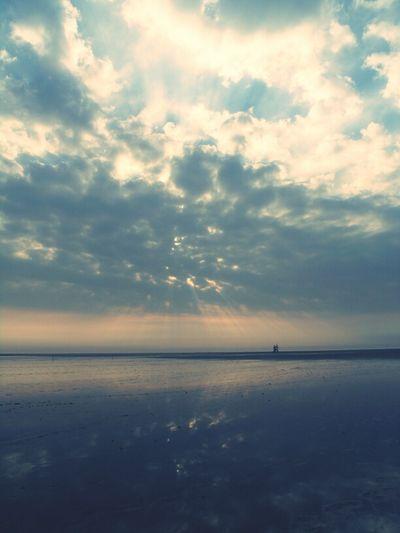 Sea Light Blue Northsea