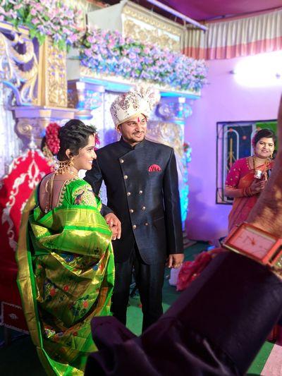 Weeding Ceremony