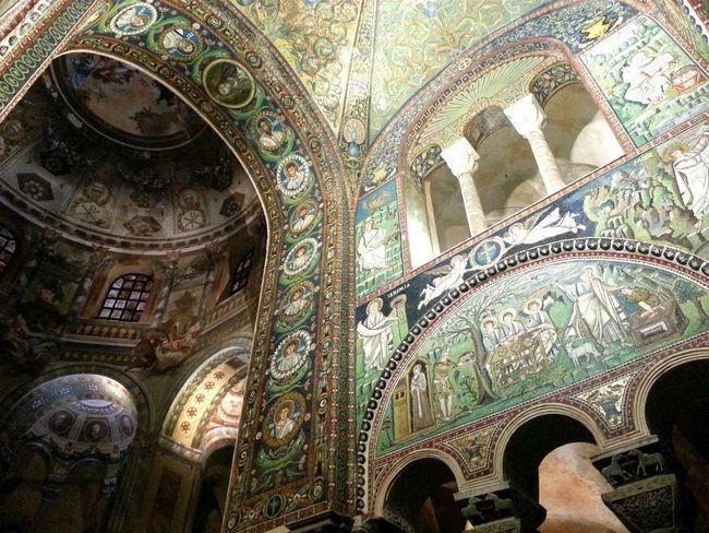 Mosaic Ravenna Italy