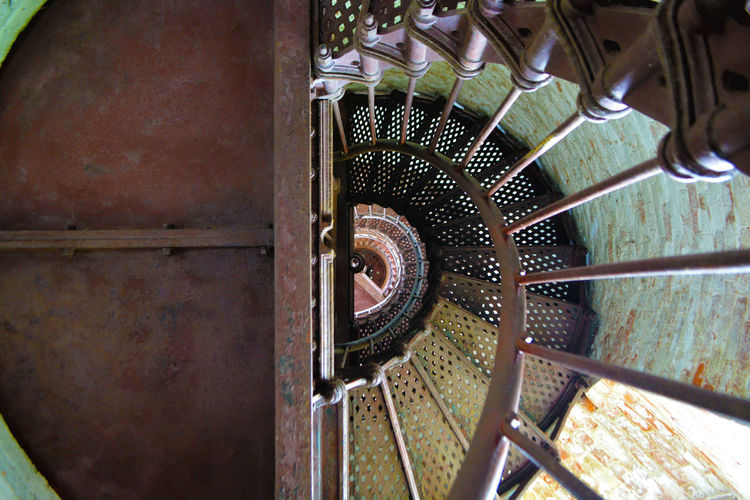 Stairway in a