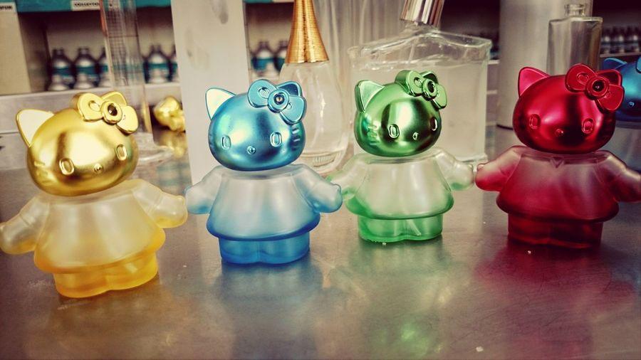 Hello Kitty Hello Kitty Perfume Bottle Mini Perfume Bottle