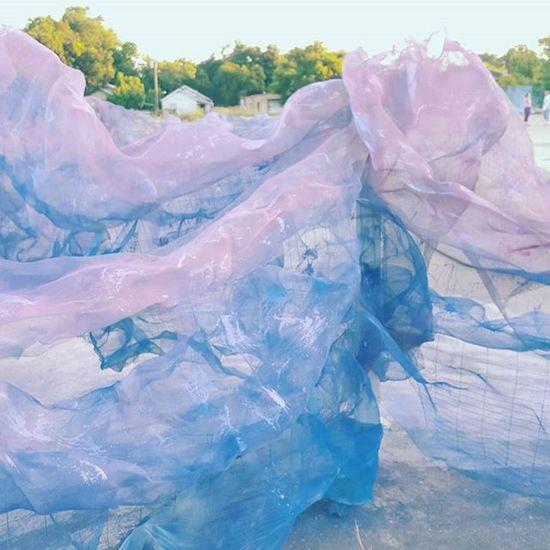 Art Color Sculpture Cloud purple mihalic houston vscocam