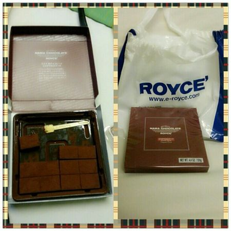 Roycechocolate ...a true definition of chocolate..the best choc in town so far! Go for it!! For me just ecuador sweet..half sweet half bitter Midvalley Bff kan kwn2? Kamu jua ni melantak sampi abes @nurulfj86 @ellyannsumarnie