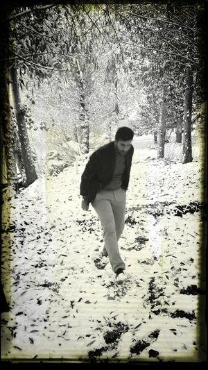 Bir kış günü First Eyeem Photo