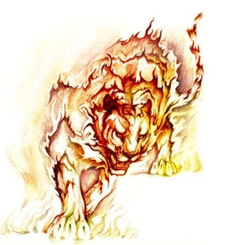 Im The Tiger Da Da Da