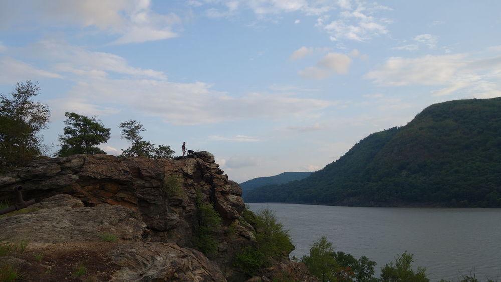 Hudson River view Sunset #sun #clouds #skylovers #sky #nature #beautifulinnature #naturalbeauty #photography #landscape Hudson River Ilovenewyork