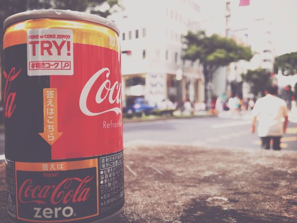 利きコークやってみました。 Coca Cola Drinking Coke Eye4thestreets