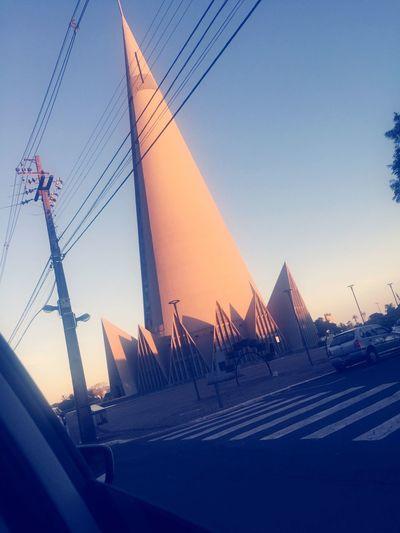 Catedral De Maringá First Eyeem Photo