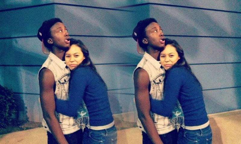 Me And Bestfriend The Other Weekend !