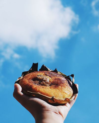Bibingka in the air! Filipino Food Philippines Clouds Food In The Air