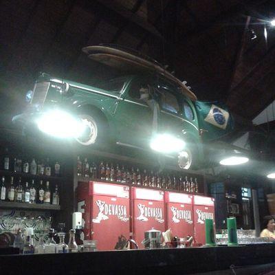 Carro no bar Show Gostei ? ? ✌ ?