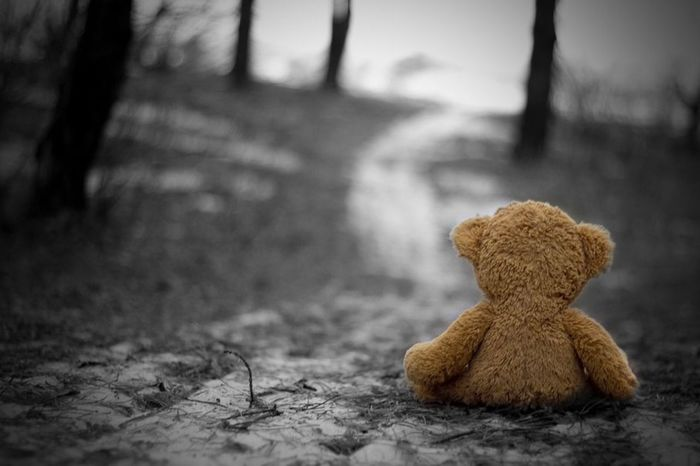 I don't want to live without him... Nostalgie Sad Solitude