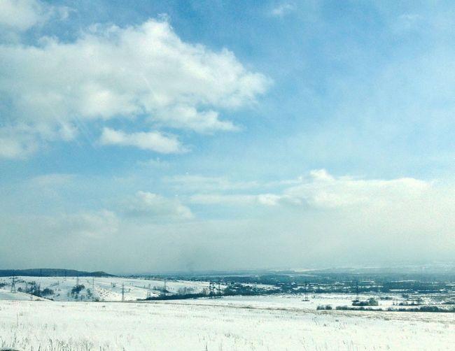 Snow ❄ Landscape