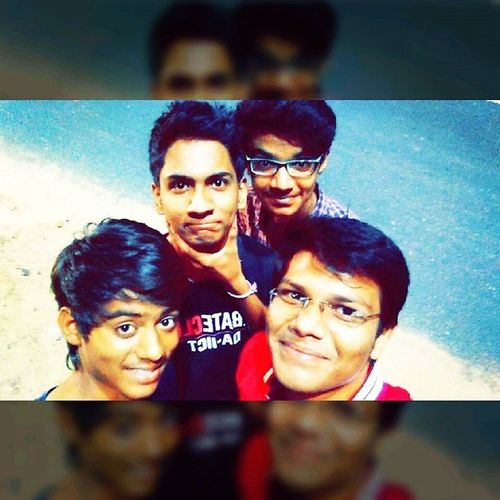 Hangout Frnds Crazy_moments Incomplete Without Them Love u all