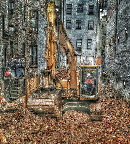 Urban Landscape Urban Archeology Deconstructing Relationships Chinatown New York Lowereastside