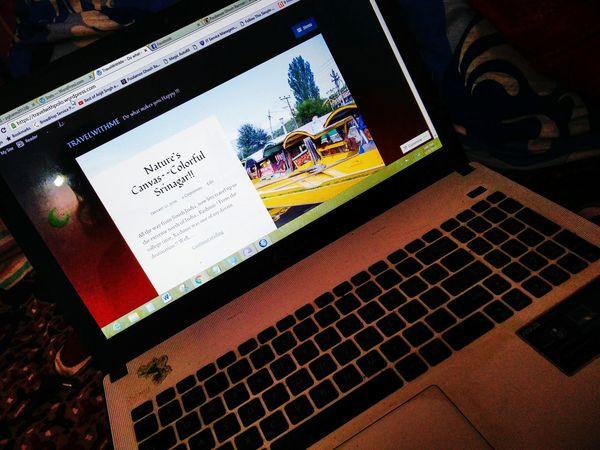 Myblog Mylappy Laptop Traveldiaries