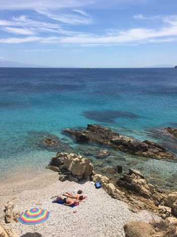 Beach Photography Beach Life Beach Day Cyclades Islands Mykonos Mykonos,Greece Europe Travel Best Destination Travelphotography Destination Beauty In Nature Beautiful Day :) Peaceful Beautiful Day