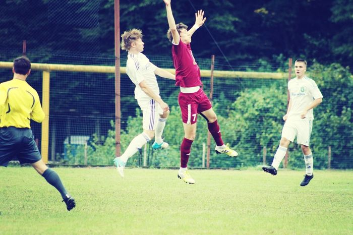 I played football in the tournament RFS U-18 in Sochi . Rubin Kazan Sochi Football Lovely