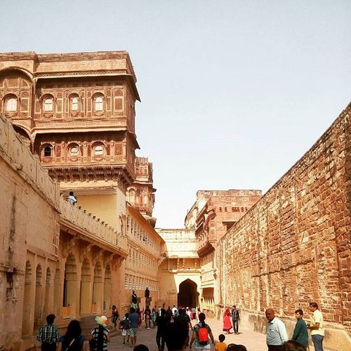 You don't stumble upon your heritage. It's there, just waiting to be explored and shared. 🌟 Remarkableworks ✨ Fort Rajasthandiaries Heritage Coolstone